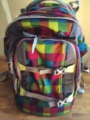 Schulrucksack von Satch inklusive Sporttasche