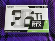 Nvidia RTX 3060TI PALIT DUAL