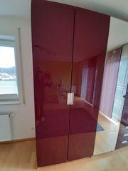 2 Stück Pax-Türen IKEA Hochglanz