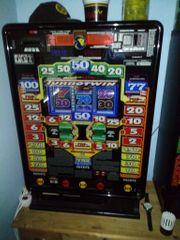 Geldspielautomat LED - NSM-Löwen TurboTwin