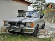Opel- Kadett C City