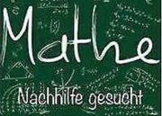 Mathe Nachhilfe gesucht