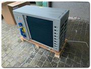 Wärmepumpe Inverter SUNRAIN 17 KW
