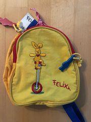 Die Spielburg Felix Kindergartentasche Kindergartrucksacl