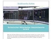 Technischer Mitarbeiter Netzleitwarte m w