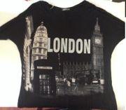 Damen T-Shirt LONDON Gr L