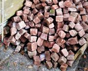 Sandstein rot Natursteinpflaster