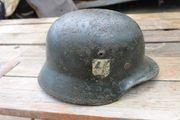 Stahlhelm M40 aus Wk2