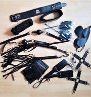 Bondage SM BDSM Fessel Set