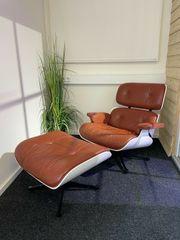 Vitra Eames Lounge Chair mit