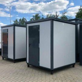 WC-Container - mit Dusche Sanitärcontainer Duschcontainer: Kleinanzeigen aus Berlin Pankow - Rubrik Sonstiger Gewerbebedarf