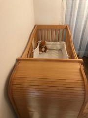 Designer-Babybett vom Tischler aus Vlbg