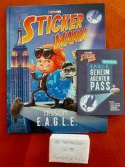 Sticker Mania - Mission E A