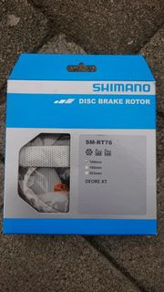 Shimano Deore XT Bremsscheibe SM-RT76