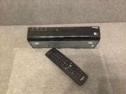 Humax HD-FOX digitaler Satellitenreceiver schwarz