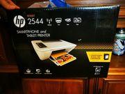 HP 2544 All-in-One Multifunktionsdrucker - NEU