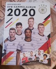Offizielles DFB Sammelalbum