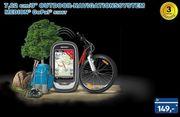 Outdoor GPS-Fahrrad Motorrad Navi MEDION