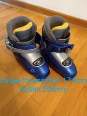 Skischuh Kinder 204mm