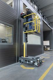 Flexxlift 1 5- Vertikalmastlift - Hubarbeitsbühne -