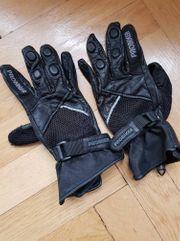 Motorrad Handschuhe Probiker Damen Leder