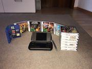 Nintendo DS inklusive 18 Spiele