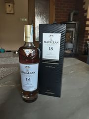 Whisky MACALLAN 18 Jahre SHERRY