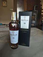 Whisky MACALLAN 18 Jahre SHERRY