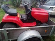 Rasen Mäher Traktor