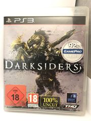Playstation 3 Darksiders OVP Playstation