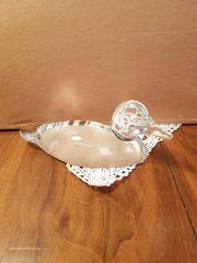 Ente aus Glas von Villeroy
