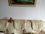 Couch und Sessel zu verschenken