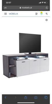 TV Möbel mit Beleuchtung MACHT