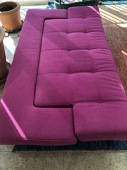 Couch unwandelbar zum Bett wie