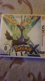 Pokemon X für DS3