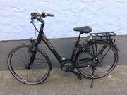 E-Bike Gebrauchtes Schnäppchen wegen Platzmangel