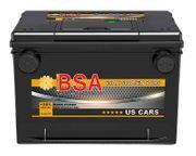BSA Autobatterie US 65Ah 12V