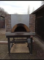 Pizzaofen Gastronomie Gasofen Steinofen