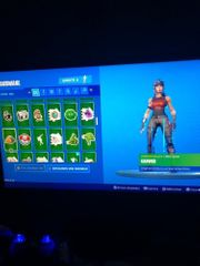 fortnitss og renegade raider account