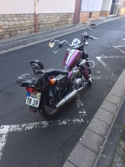 Motorrad SYM Husky 125