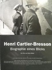 2003 Flyer Henri Cartier-Bresson - Biographie