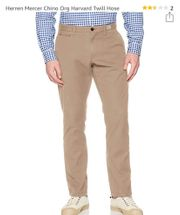 Tommy Hilfiger Chino Straight Fit