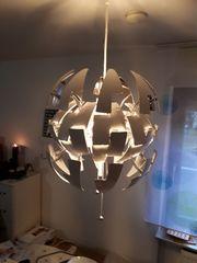 IKEA Lampe Totesstern