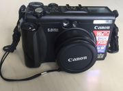 TOP Canon PowerShot G5 Digitalkamera