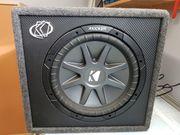 Bassreflexbox Kicker Verstärker 750 Watt -