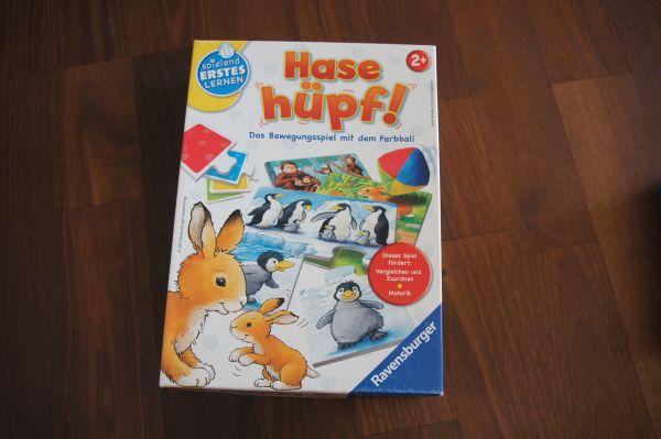 Ravensburger Hase Hüpf Spiel