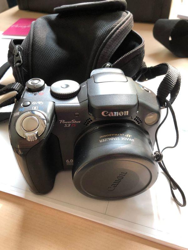 Digital Camera von CANON PowerShot