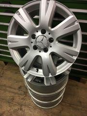 Neuwertige Mercedes Alufelgen 7J x