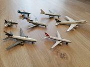7 x Model flugzeuge Gebraucht