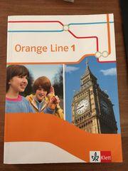 Orange line 1 von Klett